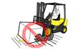 Forklift İş Güvenliği Kuralları 11