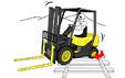 Forklift İş Güvenliği Kuralları 20