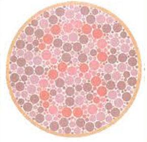 renk körlüğü testi 7
