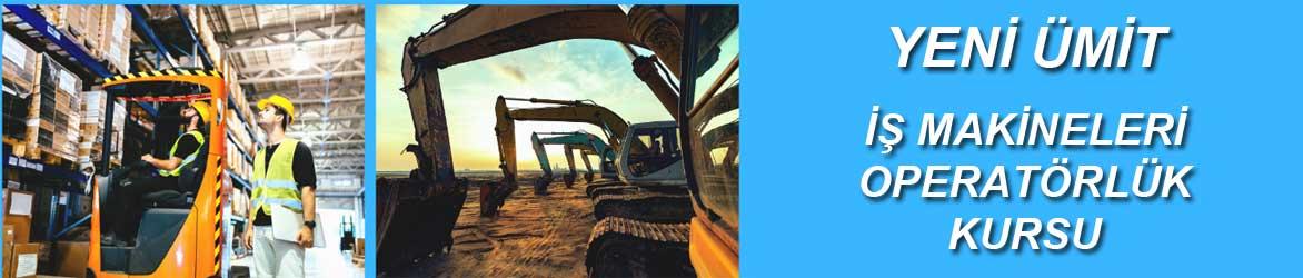Yeni Ümit Forklift